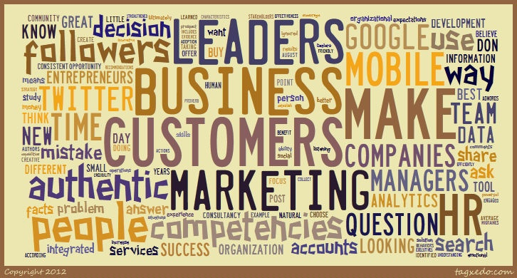 B2B and Small Business Miscellany for August 10, 2012
