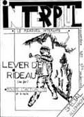 Inter-Paul, n° 1, novembre 1989, Lycée Paul Lapie (Courbevoie, Hauts-de-Seine)