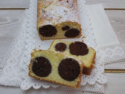 (3) Plumcake a pois, goloso, facile e perfetto per la colazione - YouTube