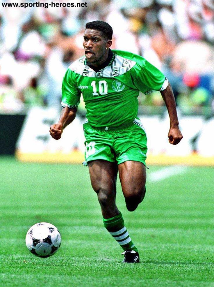 Jay Jay Okocha, Nigeria World Cup 1994