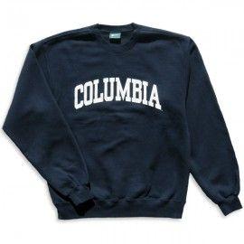 Columbia - Classic - Sweatshirt (Navy) - Sweatshirts - Columbia