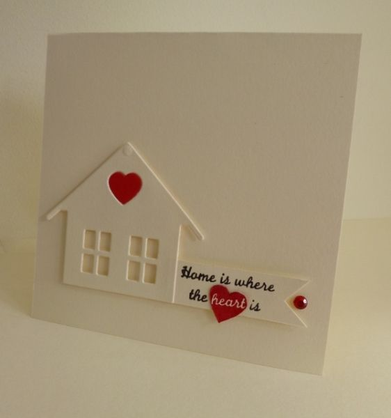 CAS234 New Home by sistersandie - Cards and Paper Crafts at Splitcoaststampers