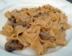 Controlling My Chaos: Liane's Famous Beef Stroganoff