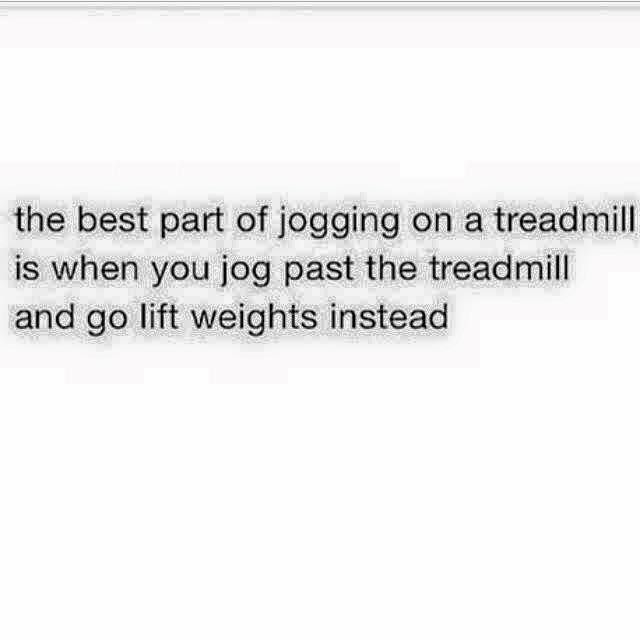 For those who dislike cardio as much as I do :) #fitspiration #fitness