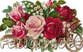 Resultado de imagen para ramos de flores hermosas para cumpleaños
