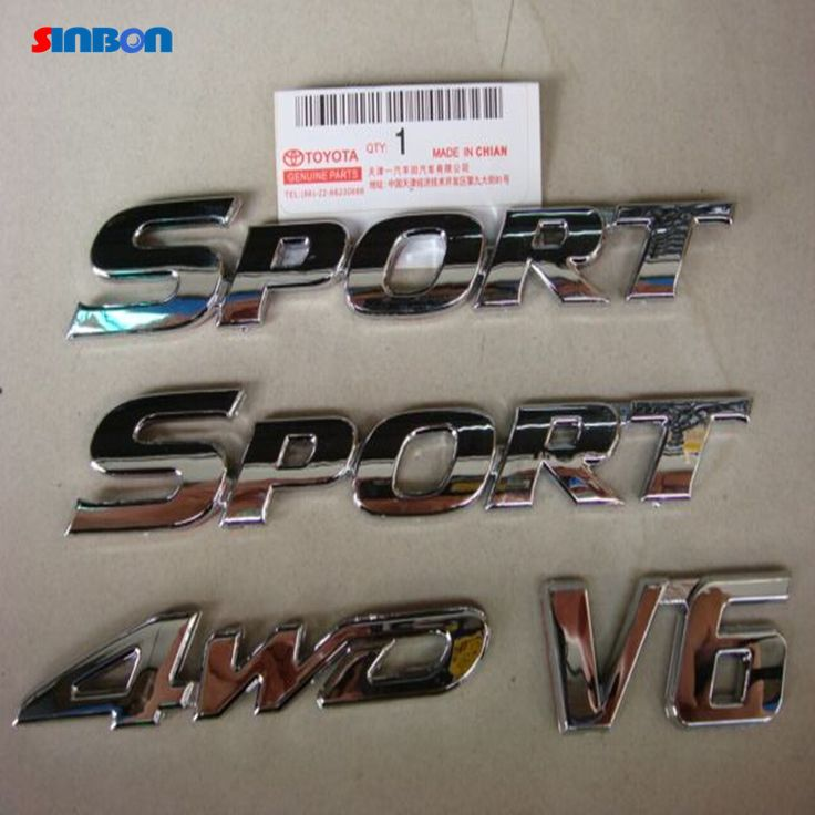 $19.00 (Buy here: https://alitems.com/g/1e8d114494ebda23ff8b16525dc3e8/?i=5&ulp=https%3A%2F%2Fwww.aliexpress.com%2Fitem%2FNewest-car-styling-3D-Sport-V6-4WD-logo-Car-Stickers-Emblem-Badge-rear-trunk-Decals-accessories%2F32658373243.html ) Newest car styling 3D Sport +V6+4WD logo  Car Stickers Emblem Badge rear trunk Decals  accessories for CAR Highlander for just $19.00