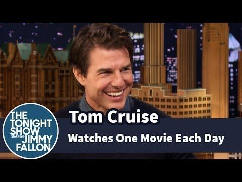 Tom Cruise Watches One Movie Each Day - http://showebiz.com/tom-cruise-watches-one-movie-each-day