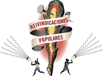 Federación de Asociaciones de Barrio de Zaragoza - CINCOMARZADA 2016. Reivindicaciones de los Barrios.