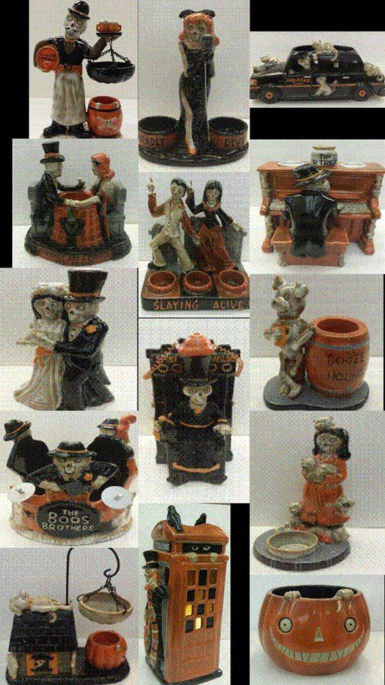MyScaryBlog.com: Yankee Candle Halloween 2015 (featuring the Boney ...