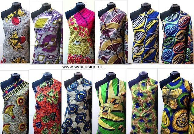 Telas wax fusion telas africanas wax tienda on line de - Telas africanas barcelona ...