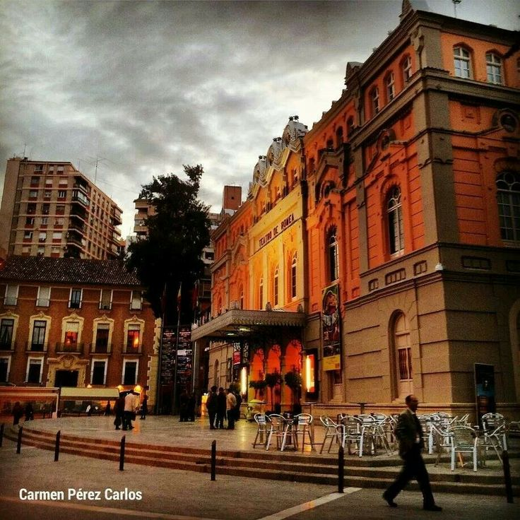 Teatro Romea. Murcia.