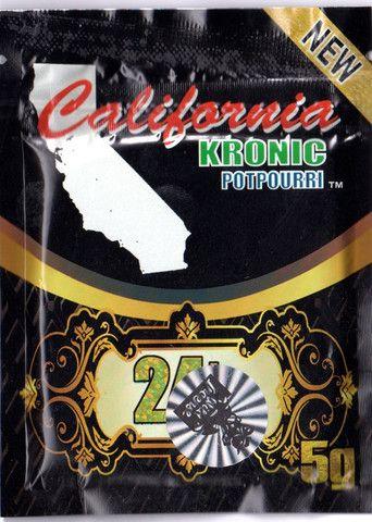 California Kronic Potpourri #herbal blend, #herbal potpourri, #blends