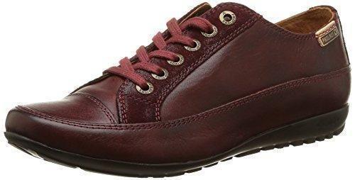 Oferta: 89€ Dto: -12%. Comprar Ofertas de Pikolinos Lisboa 767 - Zapatos con cordones para mujer, color rojo (arcilla), talla 41 barato. ¡Mira las ofertas!