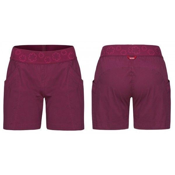 Dámske ľahučké kraťasyOcún Pantera Shorts Womensúvyrobené zľahučkého a príjemného materiálu.Ocún Pantera Shorts Womensú strečové kraťasy s vysokým stupňom funkčnosti, poskytujú maximálnu slobodu pohybu.