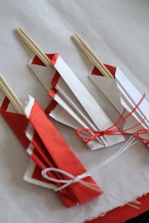 年の瀬、新年に向けての準備で慌ただしくなってまいりました。 お正月の買い揃える物の一つにお箸袋がございます。 今回はそのお箸袋を室町時代から伝わる...