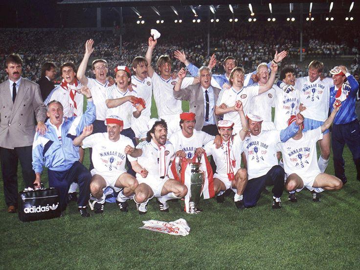 In 1988 was de Champions League (toen was het nog de Europa Cup 1) winnaar afkomstig uit Brabant: PSV Eindhoven