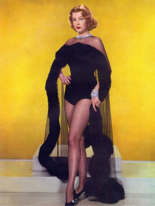 Arlene Dahl 1953  WANT!!