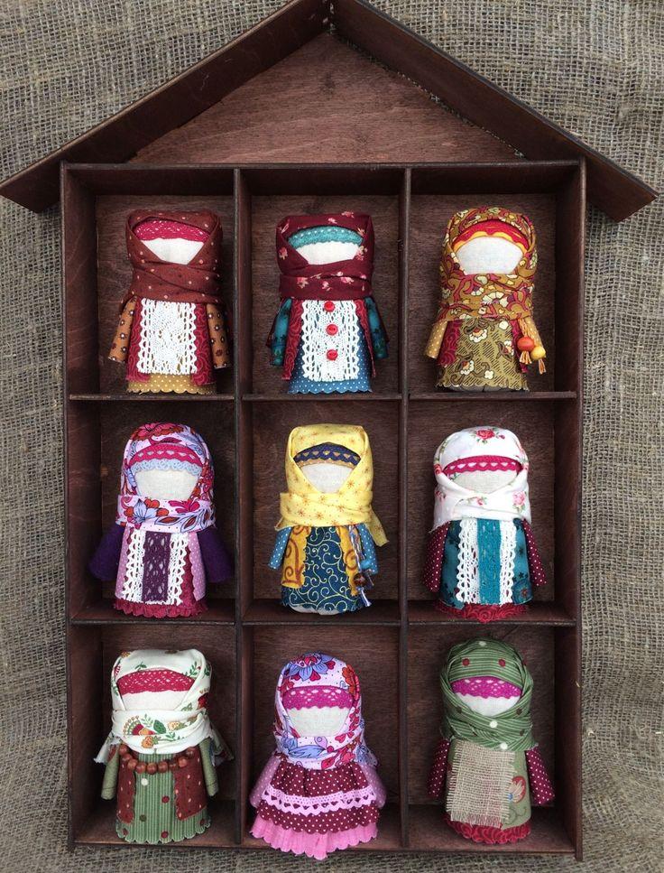 Купить Кукла Крупеничка - бордовый, народная кукла, народный стиль, народная традиция, интерьерная кукла