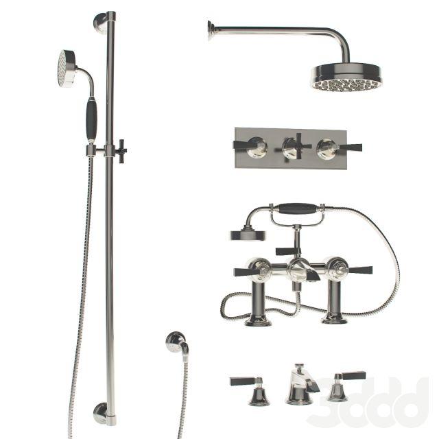 Samuel Heath - Style modern mixer filler and shower