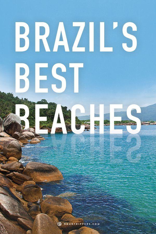 Yes, please! Brazil's Beaches. As praias de Brasil. --preciso ler!