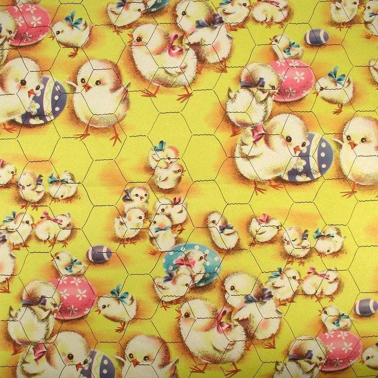 344 best vintage gift wrap images on pinterest gift wrapping vintage easter wrapping paper negle Gallery