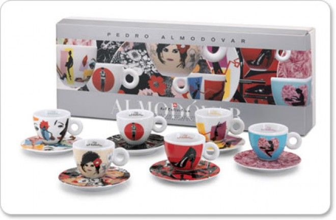 Pin by zdenko pajnic on Creative | Illy, Illy espresso cups