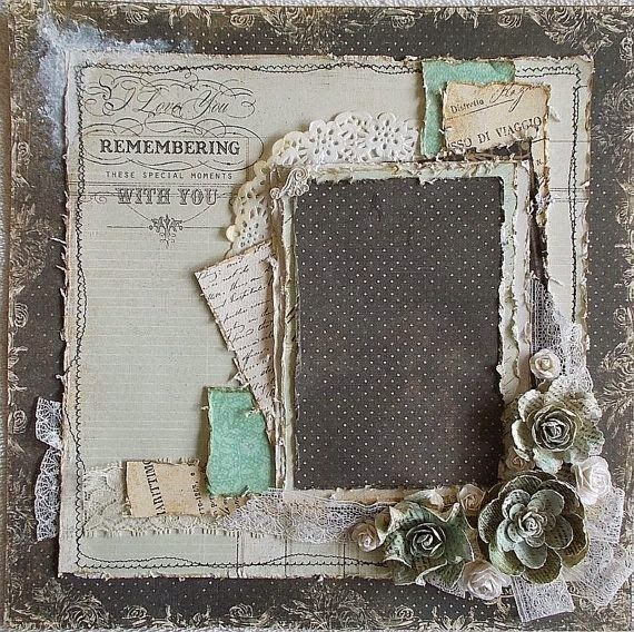 ¡Derrochando ideas!: scrapbooking