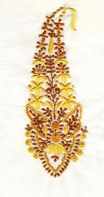 @Marjean Archibald Corkran, this multi colored 18th century paisley reminds me of your new tattoo.