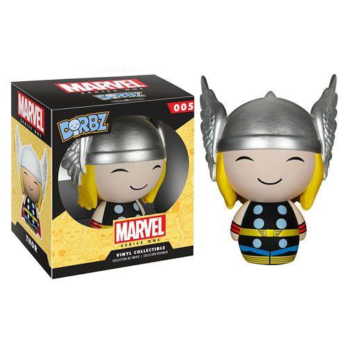 Thor Marvel Series 1 Dorbz Vinyl Figure - Funko - Thor - Vinyl Figures at Entertainment Earth
