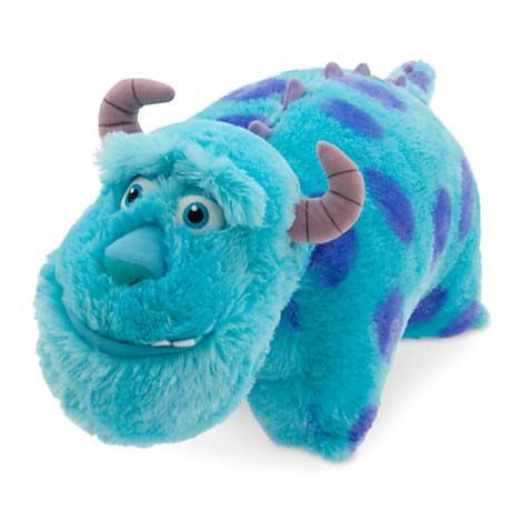 monsters university pillows | Your WDW Store - Disney Pillow Pet - Sulley Reverse Pillow Plush