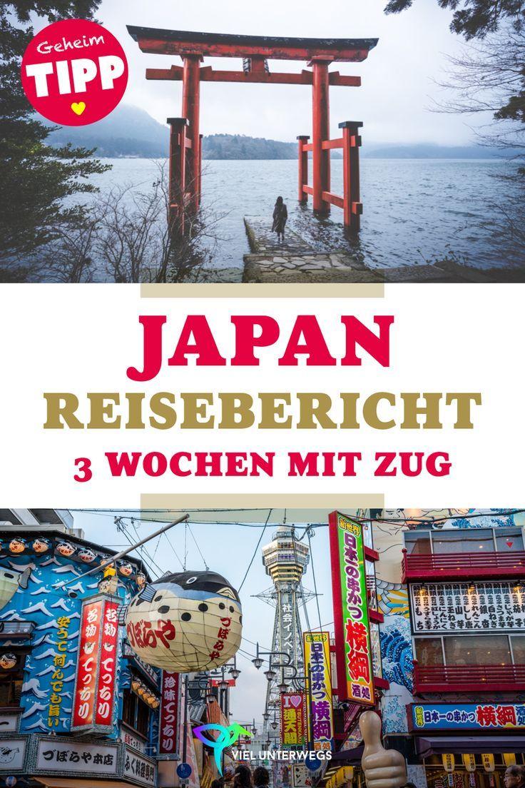Reisebericht Abenteuer Japan 3 Wochen Individuelle Rundreise In 2020 Reisebericht Reisen Rundreise
