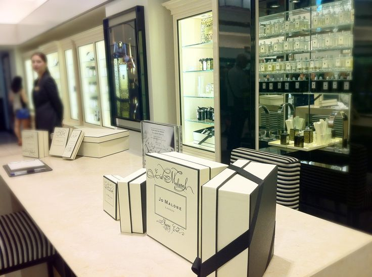 8 Best Arabic Calligraphy For Jo Malone Project London