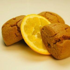 Κουλουράκια Ολικής Άλεσης πορτοκαλιού με cream cheese light (και για διαβητικούς)