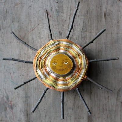 this is a nice idea — weaving suns