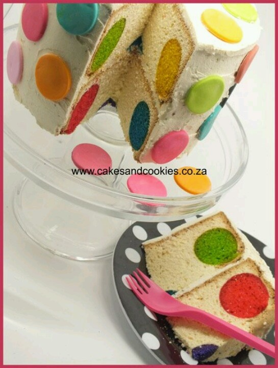 1000+ images about Inside out cakes on Pinterest