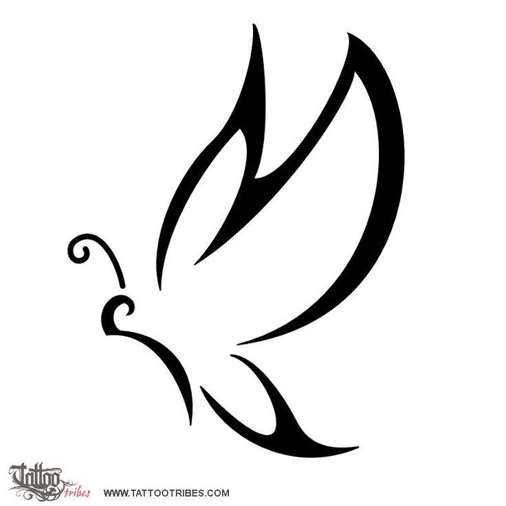 Tatuaggio di Farfalla M, Rinascita tattoo - custom tattoo designs on TattooTribes.com