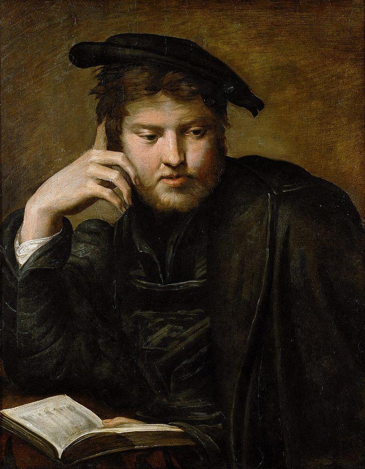 1525/1526. Oil on poplar panel. 67,5 x 53 cm. Kunsthistorisches Museum Wien, Gemäldegalerie, Vienna. 329.