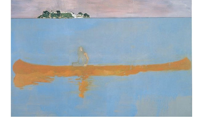 Peter-Doig,-100-Years-Ago,-2000
