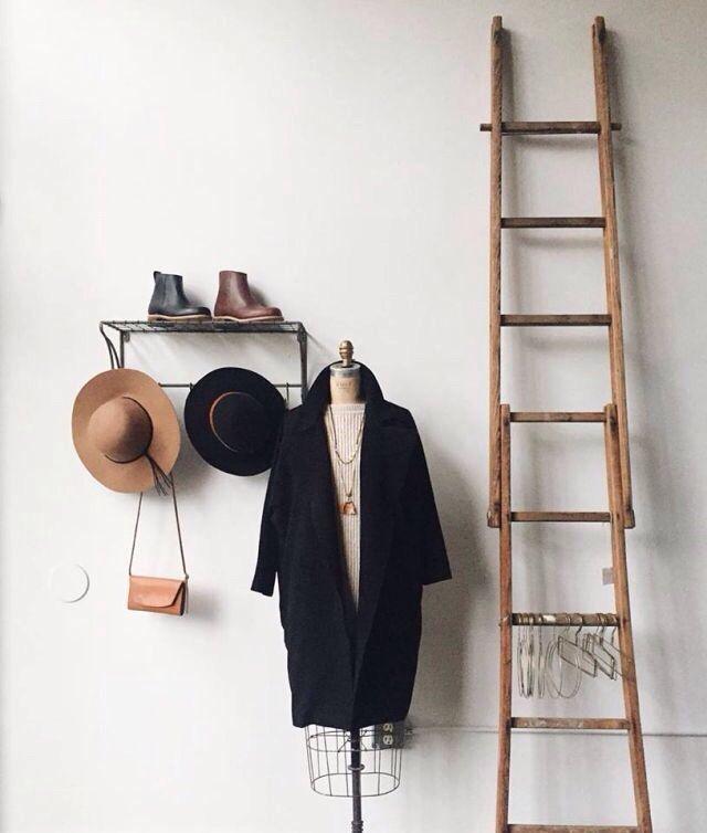 Clothing via Orn Hansen.