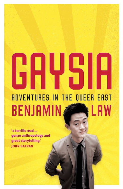 Journalist Benjamin Law is an Australian with Asian roots. In Gaysia, he takes us on a tour of Asia showing us all things gay across the continent. Benjamin with his warm and engaging writers voice…
