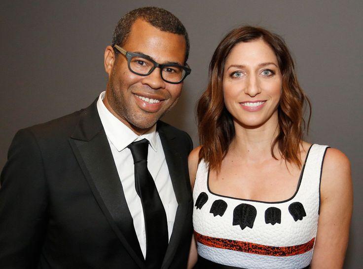 Jordan Peele & Chelsea Peretti Are Engaged: Find Out How the Key & Peele Alum Proposed