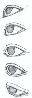 目の描き方1