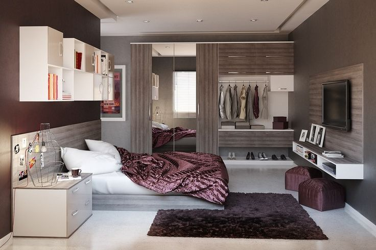 Best 25 adult loft bed ideas only on pinterest build a - Tapisserie chambre a coucher adulte ...