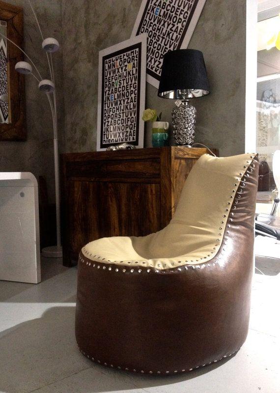 Bean bag Bean bag chairs bag-chair Aviator  by HomeAtmosphere