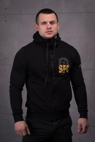 Одежда SVASTONE ТОЛСТОВКА FIGHT CLUB ЧЕРНАЯ