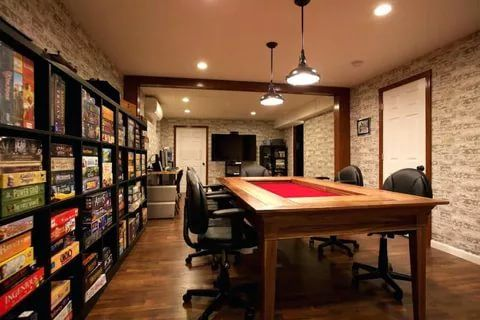 40 Best Game Room Ideas Game Room Setup For Adults