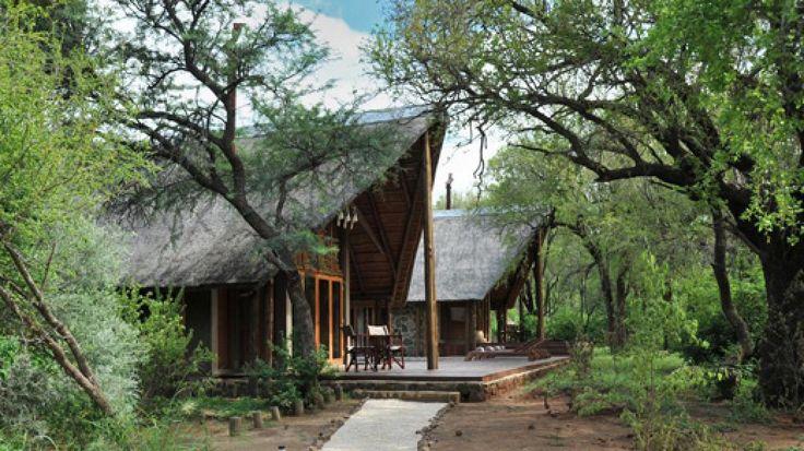 Black Rhino Game Lodge, South Africa