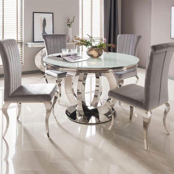 Round Dining Table Option Every Needs To Consider Glaminati Com Round Dining Room Sets Round Dining Room Table Round Dining Table Sets