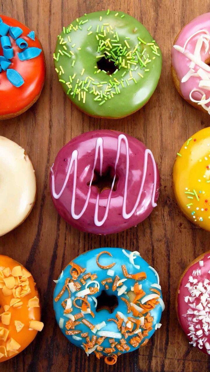 Donuts, mmmm
