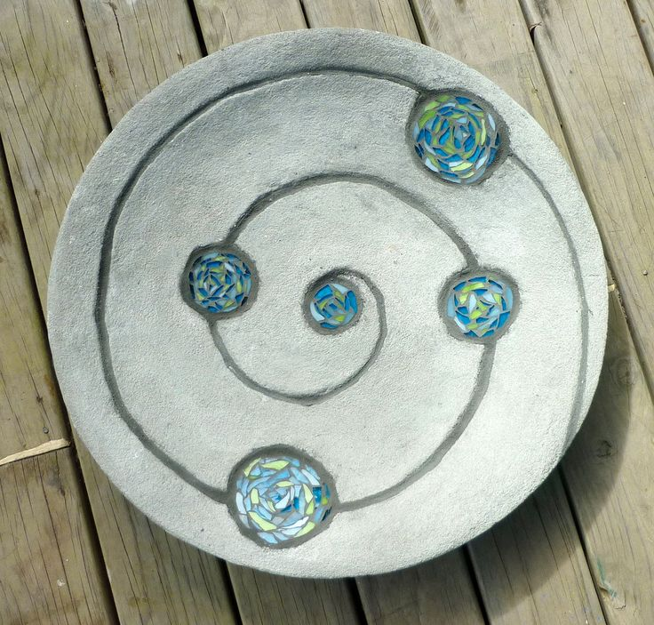 https://flic.kr/p/aTByfT   Spiral Garden Bowl   spiral bowl grouted....will have to take a pic of it in the garden...